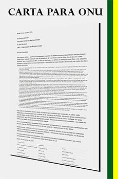 Carta resposta à ONU
